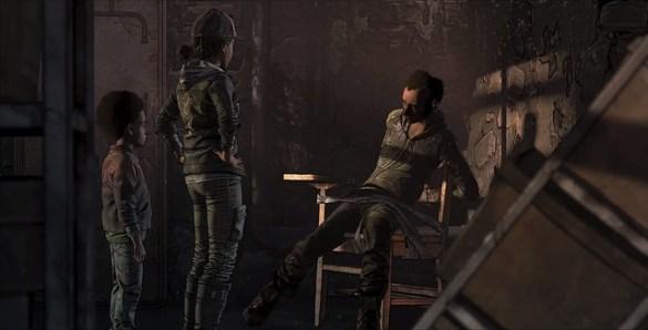 The Walking Dead Episode 3 - Abel Is Dying