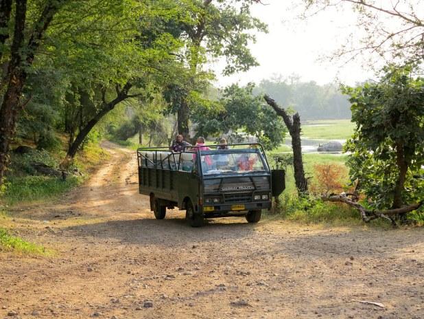 Canteer en India