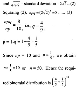 Plus Two Maths Chapter Wise Questions and Answers Chapter 13 Probability 5
