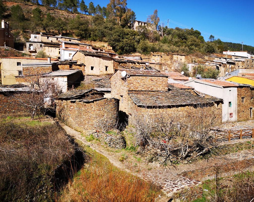 Ladrillar Senda del Rey Alfonso XIII Las Hurdes Cáceres 06