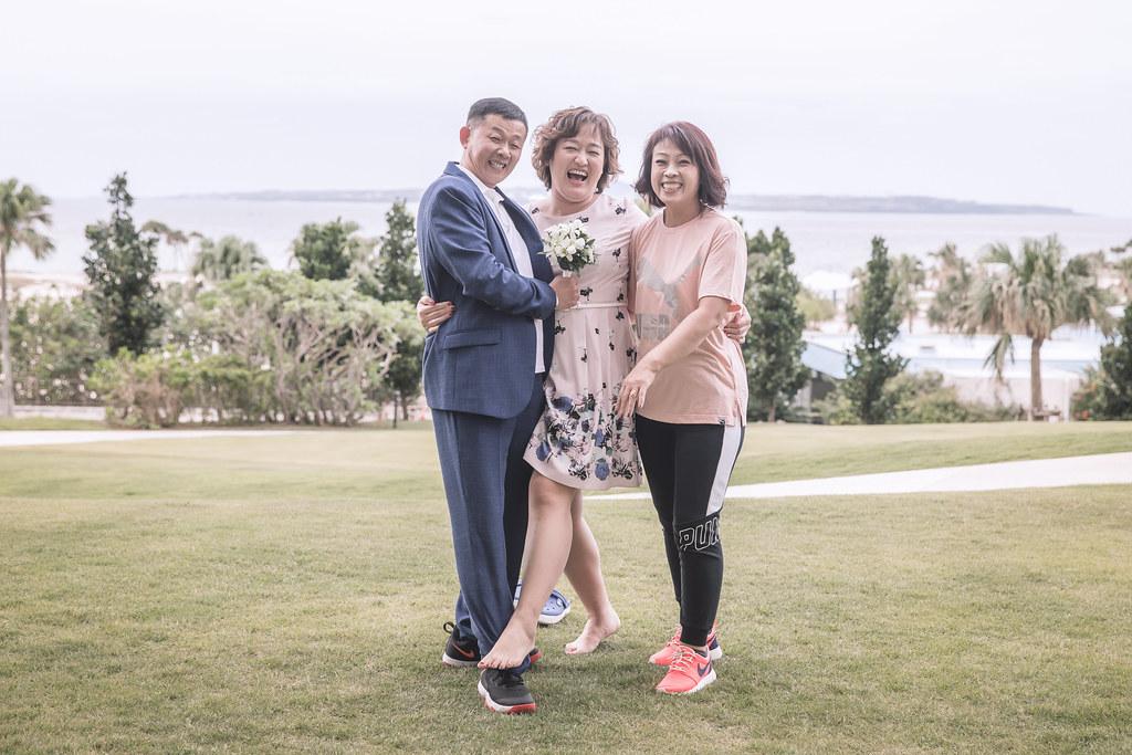 陽陽&嚕嚕 沖繩證婚 (167)