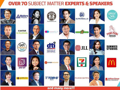 Franchise Asia Philippines 2019 - Experts and Speakers