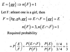 Plus Two Maths Chapter Wise Questions and Answers Chapter 13 Probability 19