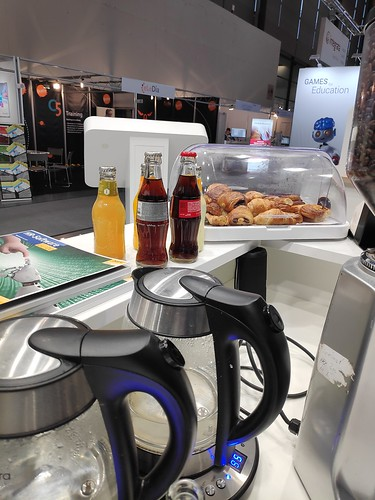 2019 Messe Karlsruhe Learntec Messe Catering Standcatering und Crewcatering