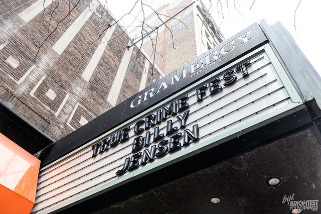 Gramercy Theatre Marquee