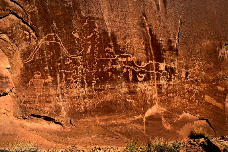 Big Wall Petroglyphs
