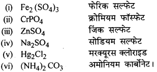RBSE Solutions for Class 9 Science Chapter 4 रासायनिक बंध व रासायनिक समीकरण 17