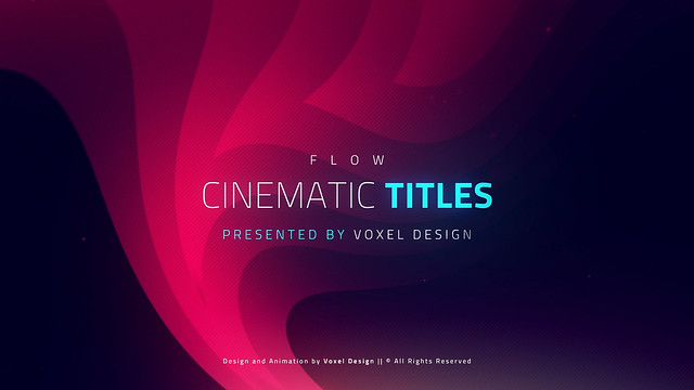 Flow Cinematic Styleframe 01