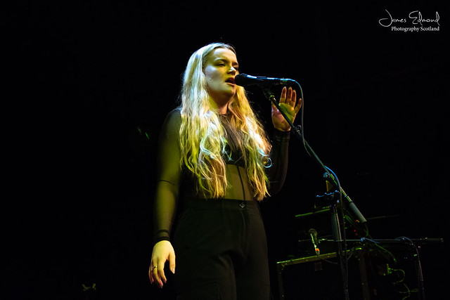 CHARLOTTE @ The Old Fruitmarket Glasgow 23rd March 2019