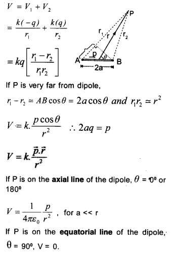 Plus Two Physics Notes Chapter 2 Electric Potential and Capacitance 3