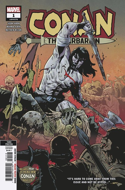 46652453694_4393f24eae_z ComicList: Marvel Comics New Releases for 03/20/2019