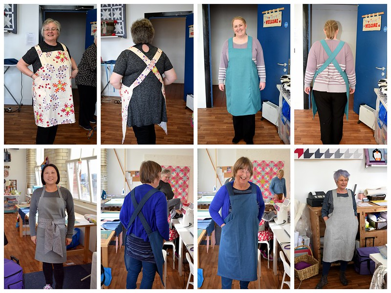 Aprons 2 Workshop