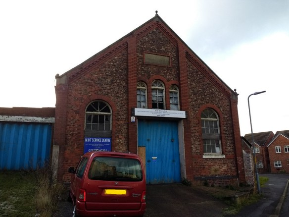 Stafford Place Methodist Chapel, Sun Street, Thornaby