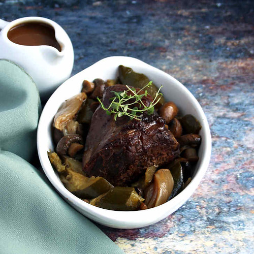 Keto Pressure Cooker Pot Roast Recipe