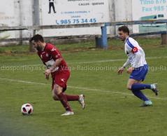 Mosconia 1-0 Gijón Industrial