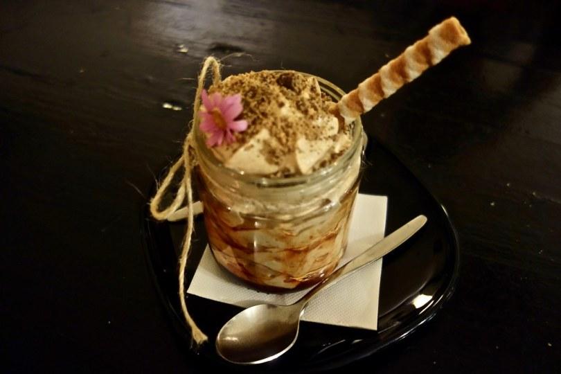 Cosa mangiare alle Canarie - Tiramisù di gofio