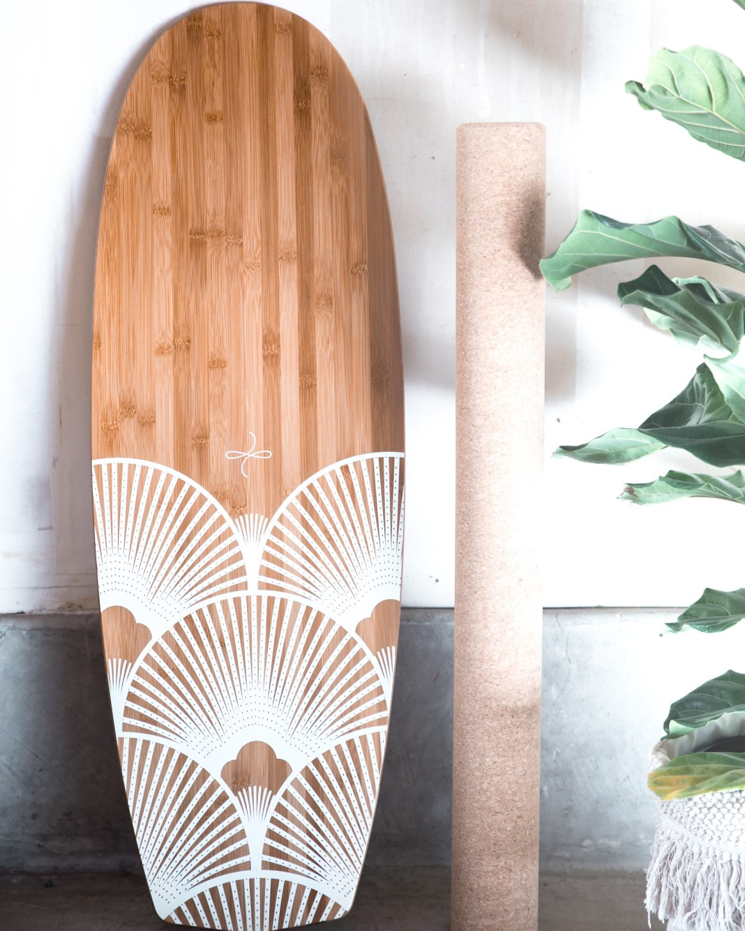 Top Rated of All Balance Boards for Surfers Flo-Blocks Included for Easy//Safe Start-Up Perfect for SUP//Paddle Board//Kite//Longboard Ebb and Flo by GoofBoard Surfing Balance Board