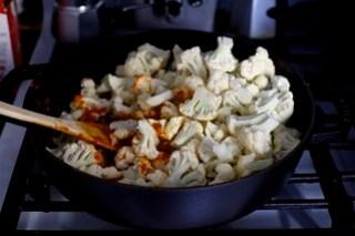 add the cauliflower
