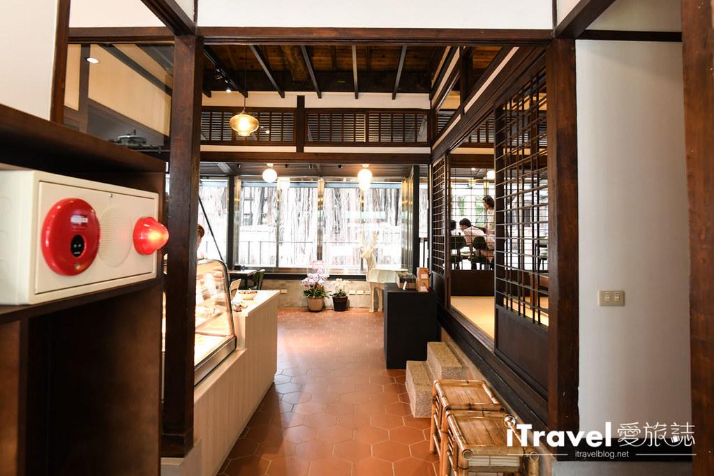 台中咖啡廳推薦 幸卉文學咖啡 (8)