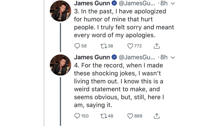 james-gunn-rehired-guardians-galaxy-3-overcluster