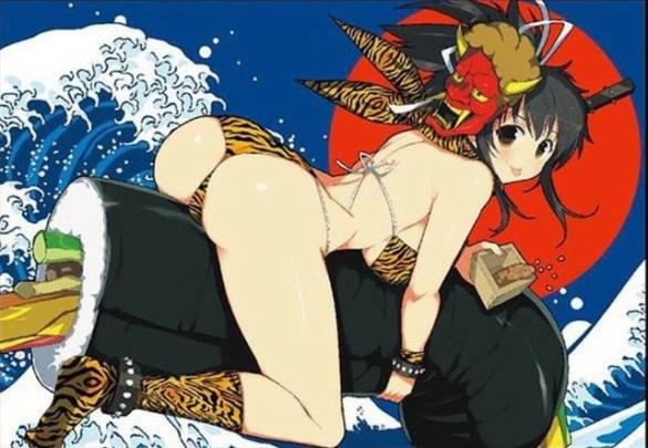 PS4 Tema Senran Kagura