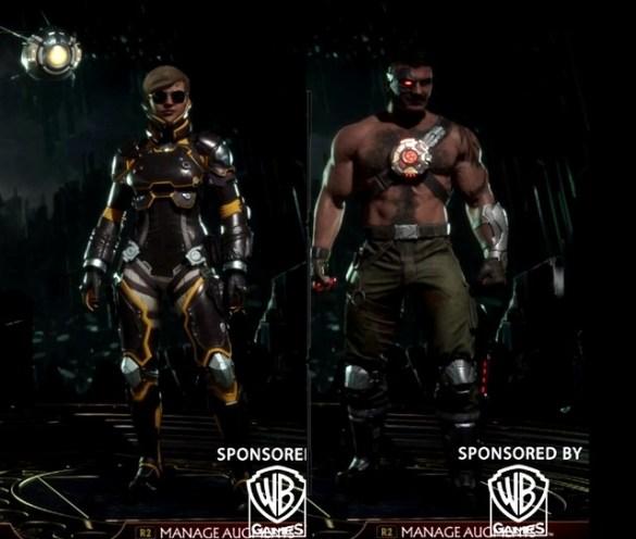 Mortal Kombat 11 - Cassie vs Kano (Kovored Kombat)