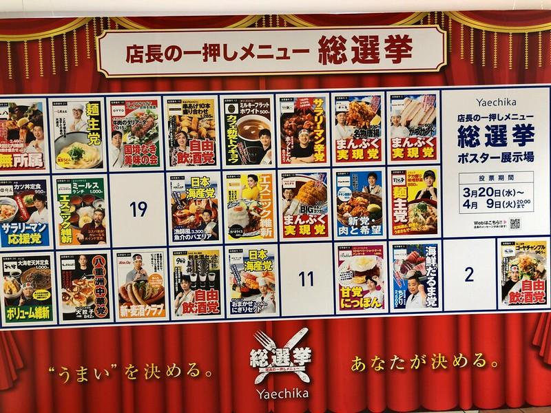 Yaechika 総選挙 03