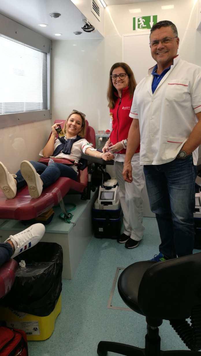 El ICHH realiza hoy su primera extracción de sangre en una nueva localización en Telde