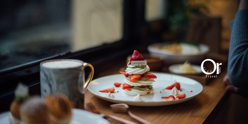 赤峰街咖啡廳 P&C Boutique Café:是甜點店亦是手工皮革、自己的戒指自己作、手作金工DIY體驗@大同區甜點.捷運雙連下午茶.Pick & Collect手作金工皮革