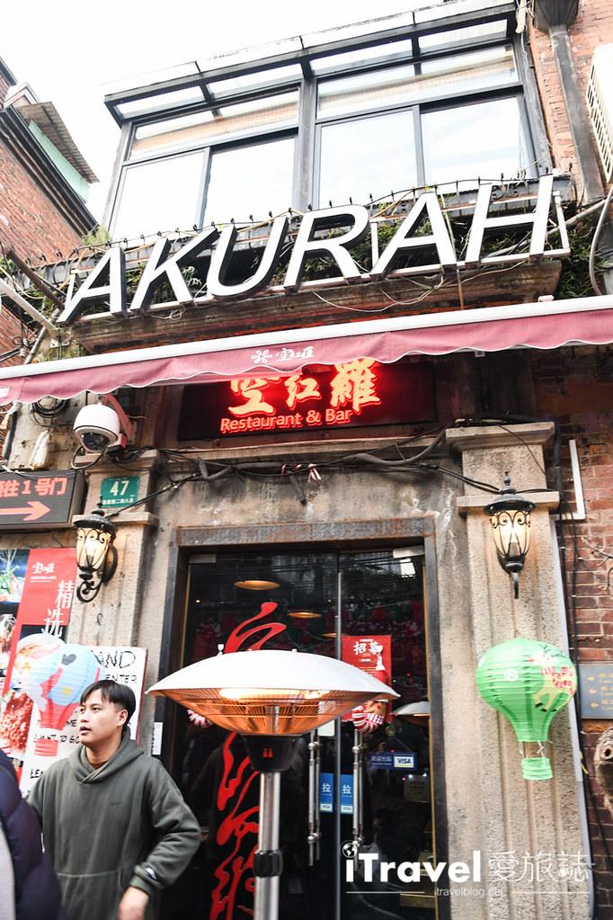 上海景点推荐 创意街区田子坊 (56)