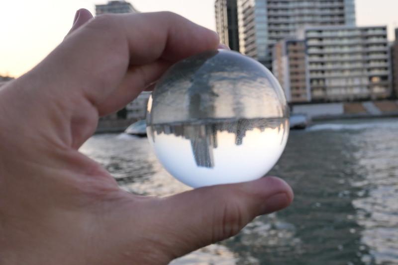 failure lensball