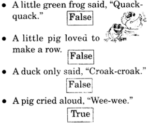 NCERT Solutions for Class 2 English Chapter 20 Strange Talk 10