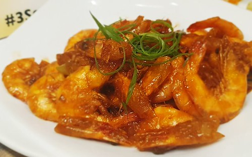 Lee Kum Kee Chili Garlic Shrimp