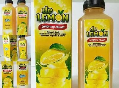 Herbal De Lemon
