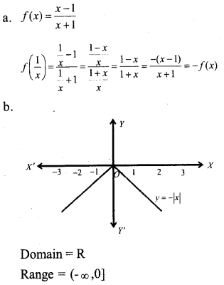 Plus One Maths Model Question Papers Paper 3A8
