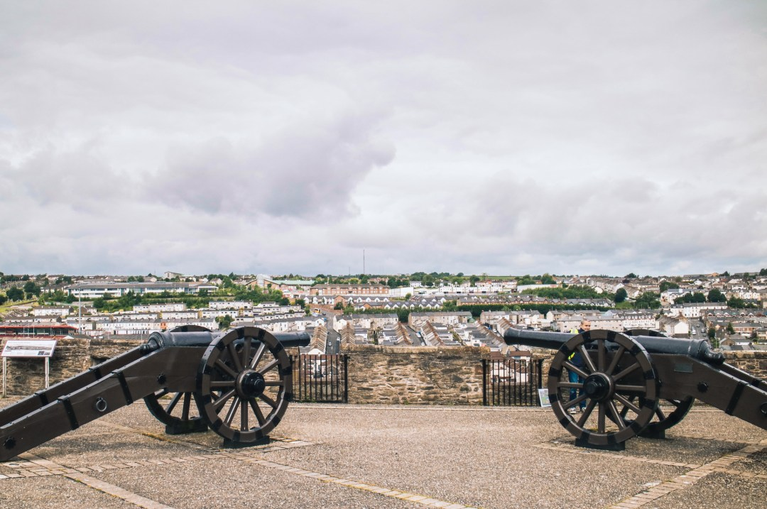 Mura di Derry Londonderry