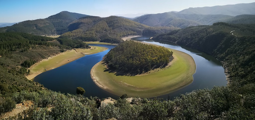 meandro del Melero rio Alagon Riomalo de Abajo Las Hurdes Caceres 02
