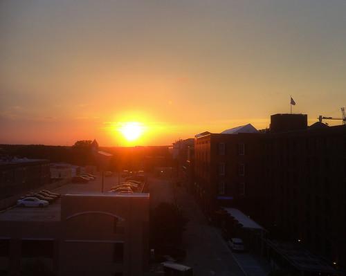 Sunset LR 3