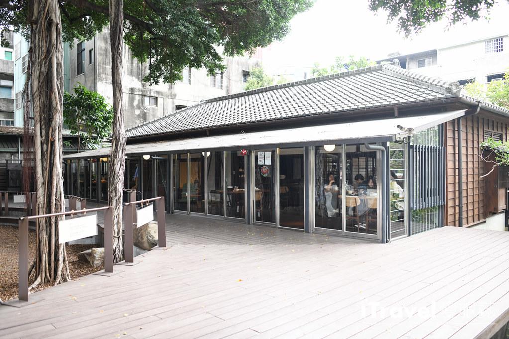 台中咖啡廳推薦 幸卉文學咖啡 (49)