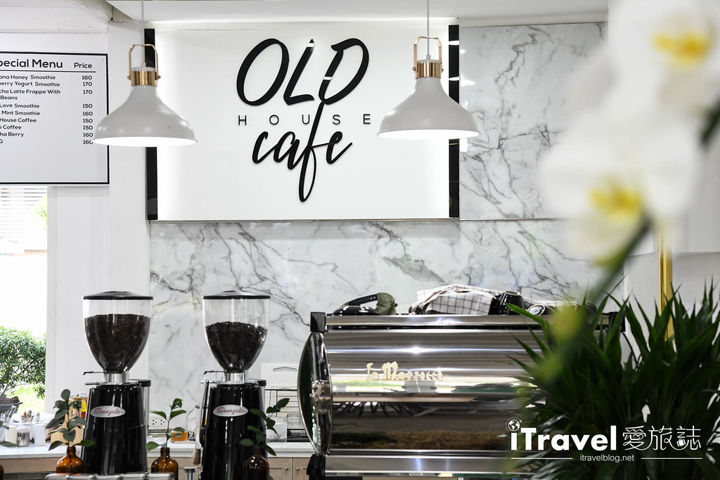 清邁咖啡店 Old House Cafe (22)