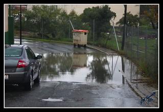 Inundaciones Riotinto. 08-12-10.