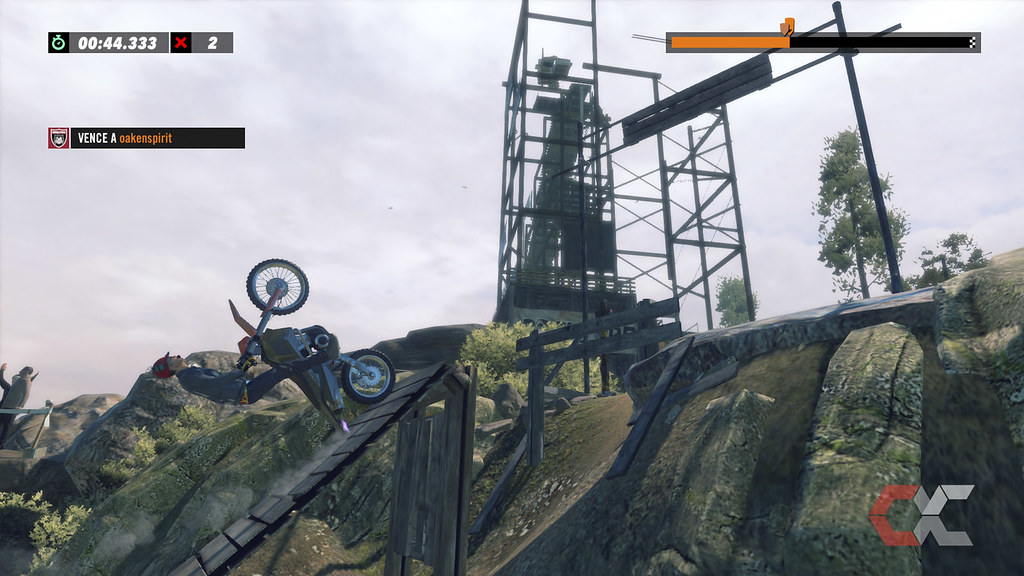 Trials Rising Review - OverCluster 03
