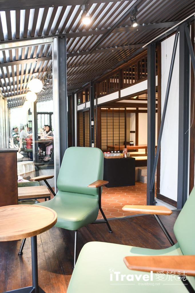 台中咖啡廳推薦 幸卉文學咖啡 (37)
