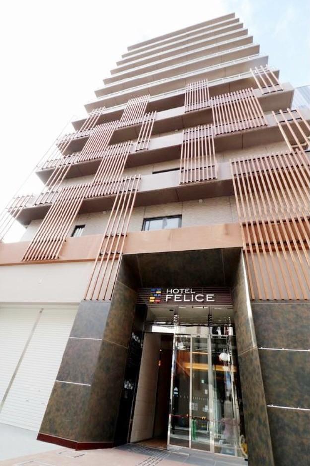 Hotel Felice Shinsaibashi By Relief 1