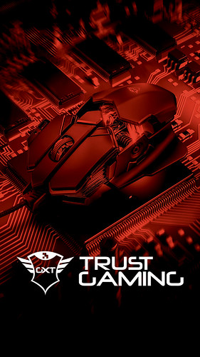 Trust Gaming Smartphone Wallpaper - Mouse