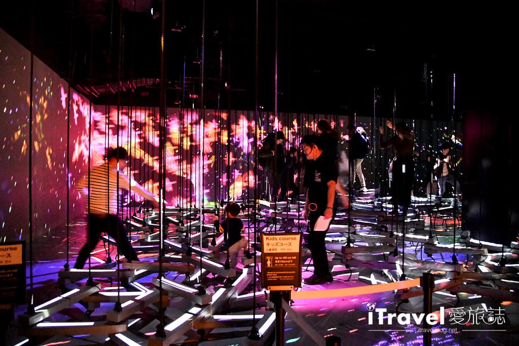 東京藝術展覽 teamLab Borderless (87)