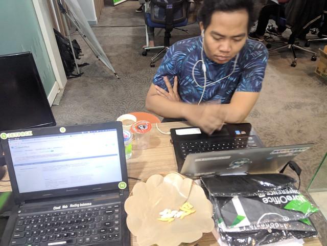 Penerjemahan LibreOffice - Surabaya 12-13/01/2019