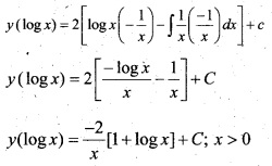 Plus Two Maths Chapter Wise Questions and Answers Chapter 9 Differential Equations 83