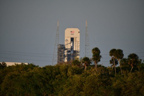 Delta IV with WGS-10