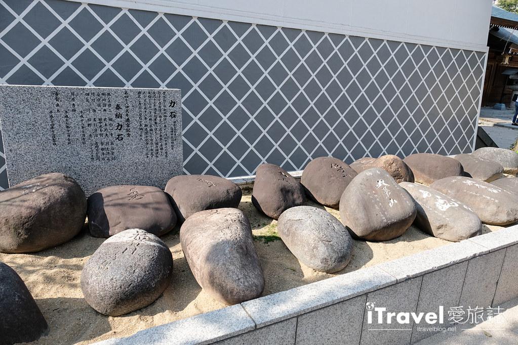 福岡賞櫻景點 櫛田神社 (30)